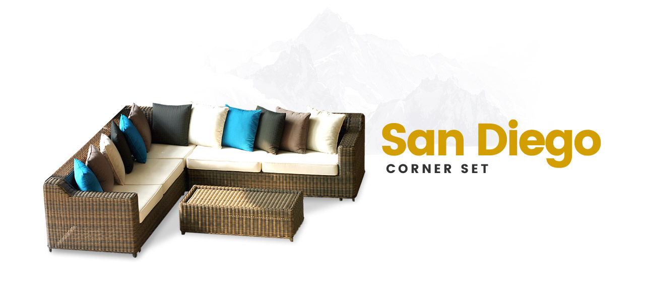 synthetic rattan furniture exporter