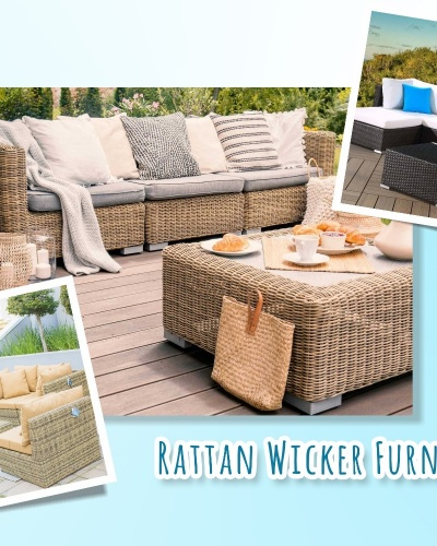 wicker furniture exporters